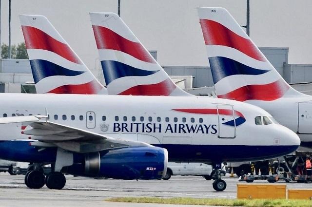 Cách chính phủ Anh cứu các hãng hàng không