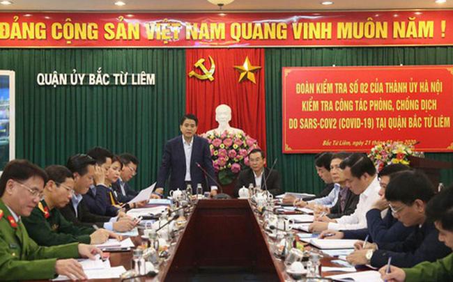 Chủ tịch Hà Nội: 2 tuần tới, dịch Covid-19 sẽ rất phức tạp