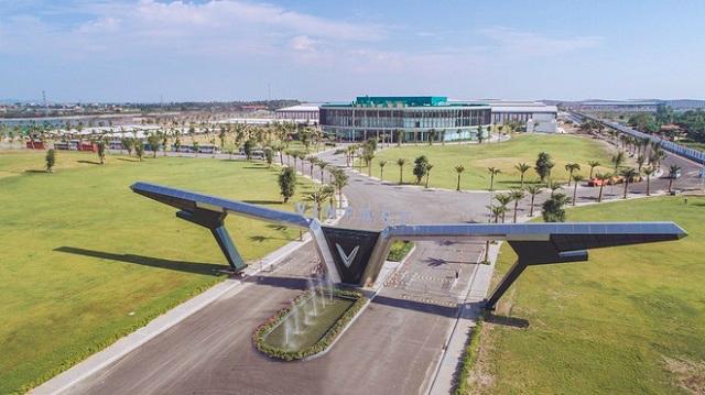 Công ty đầu tư khu công nghiệp Vinhomes tăng vốn lên 6.000 tỷ đồng, gấp 86 lần