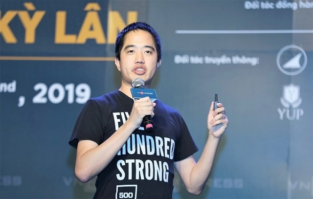 Giám đốc quỹ 500 Startups Vietnam: Các startup founder hãy chuẩn bị cho tình huống xấu nhất
