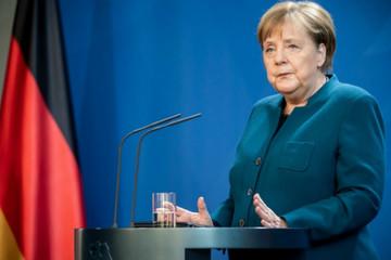 Thủ tướng Đức tự cách ly