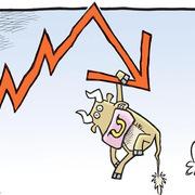 Nhận định thị trường ngày 24/3: 'Tiếp tục giảm'