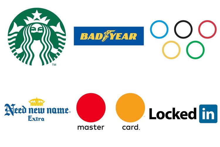 Vẽ lại logo các thương hiệu nổi tiếng trong thời nCoV