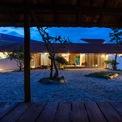 <p> Ngôi nhà có sự thoải mái nhất định, sự tĩnh lặng đem lại không gian nghỉ ngơi dễ chịu.</p>