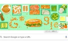 Bánh mì Việt Nam được Google Doodle tôn vinh tại hơn 10 quốc gia