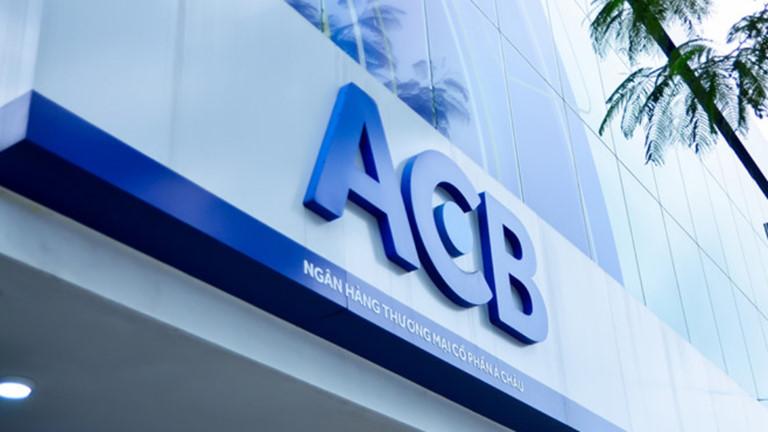 ACB sẽ bán 6,2 triệu cổ phiếu quỹ cho công đoàn từ ngày 25/3