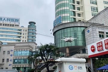 Startup vận chuyển bằng drone giữa thời Covid-19