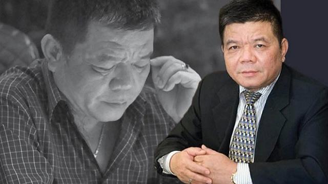 Cố Chủ tịch BIDV - ông Trần Bắc Hà..