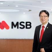 MSB chính thức bổ nhiệm CEO