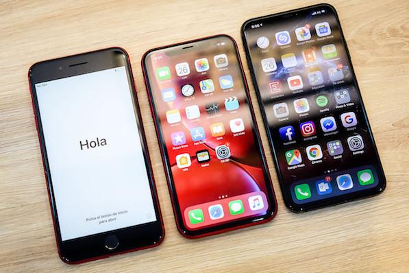 iPhone chính hãng giảm giá hàng loạt