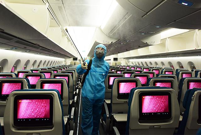Hàng không Việt dừng toàn bộ đường bay quốc tế