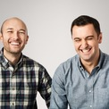 <p> John Zimmer và Logan Green, hai nhà đồng sáng lập của ứng dụng gọi xe Lyft, cho biết sẽ không nhận lương cho đến tháng 6 để hỗ trợ cho các tài xế trong đại dịch. Ảnh: <em>Vox.</em></p>