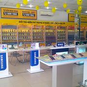 Tạm đóng một số cửa hàng Thế Giới Di Động và Điện Máy Xanh tại vùng có dịch
