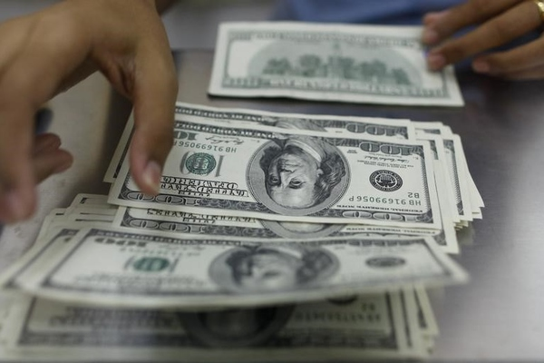 Tỷ giá USD tăng trở lại