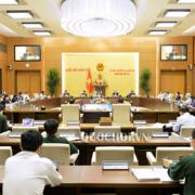 Ủy ban Thường vụ Quốc hội, Bộ Giao thông vận tải bổ nhiệm nhân sự