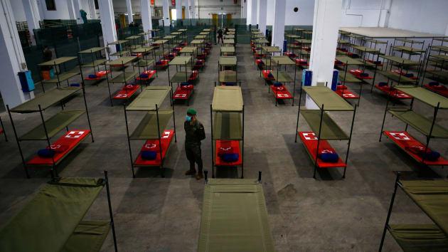 Tây Ban Nha vượt Trung Quốc về số ca tử vong do Covid-19
