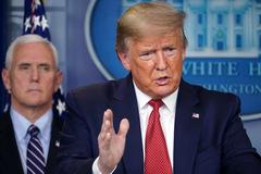 Trump tính mở cửa kinh tế Mỹ giữa dịch Covid-19
