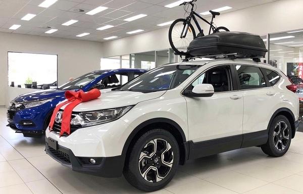 Honda bán ôtô với giá 'không mặc cả'