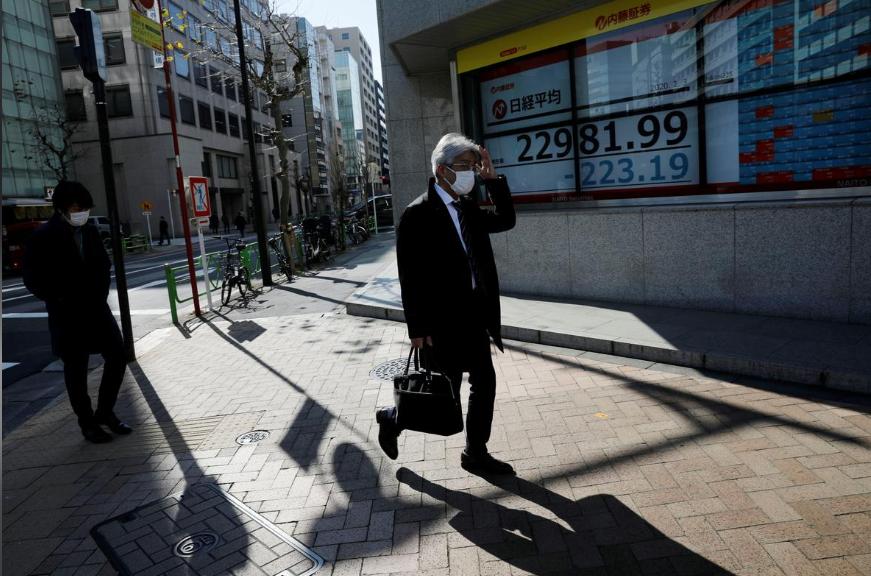 Kỳ vọng thế giới tăng kích thích kinh tế, chứng khoán châu Á tăng