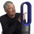 <p> Tỷ phú James Dyson là doanh nhân và nhà phát minh người Anh. Năm 1991, ông sáng lập tập đoàn Dyson chuyên sản xuất các thiết bị gia dụng công nghệ cao. Ảnh: <em>Stuff.</em></p>