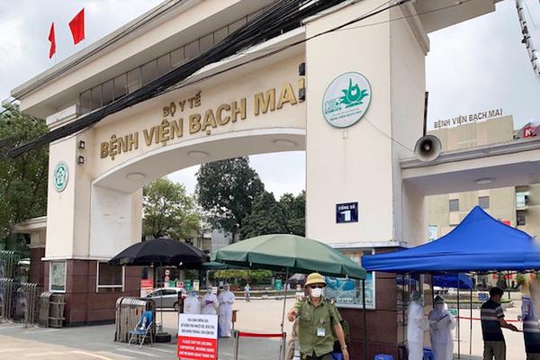 Hơn 5.000 mẫu bệnh phẩm tại Bạch Mai xét nghiệm âm tính