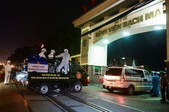 Chủ tịch Hà Nội: Bệnh viện Bạch Mai có đủ yếu tố của một ổ dịch phức tạp