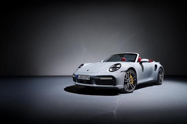 Porsche 911 Turbo S thế hệ mới giá 16 tỷ đồng tại Việt Nam