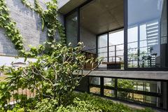 Ngôi nhà của cây xanh, nói không với máy lạnh tại TP HCM