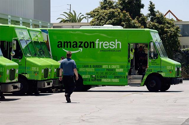 Nhân viên Amazon được tăng lương 19 USD một giờ