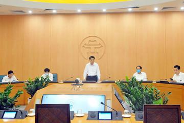 Hà Nội tập trung xử lý ổ dịch Bệnh viện Bạch Mai