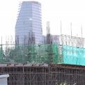 <p> Dự áncó 5 block, chiều cao 12 - 24 tầng với hơn 1.100 căn hộ. Diện tích dự án là khoảng 8 ha với tổng vốn đầu tư khoảng 7.000 tỷ đồng.</p>