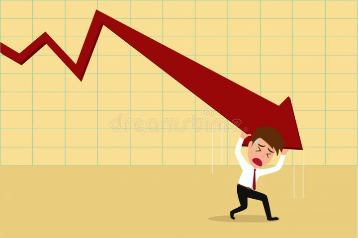Nhiều cổ phiếu lớn đua nhau giảm sàn, VN-Index mất gần 37 điểm