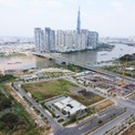 <p> Dự án gồm 3 khối tháp cao 18 tầng với tổng số 525 căn hộ, gồm căn hộ hạng sang, biệt thự, căn hộ sân vườn. Diện tích mỗi căn hộ dao động từ 57 m2, thiết kế từ 1 đến 4 phòng ngủ.</p>