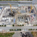 """<p class=""""Normal""""> The River Thủ Thiêm do CTCP Đầu tư bất động sản Thủ Thiêm River Park làm chủ đầu tư. Đơn vị thiết kế kiến trúc là DP Architects – Singapore.<span>Dự án dự kiến hoàn thành và bàn giao căn hộ hoàn thiện đến cư dân vào tháng 12/2021.</span></p>"""