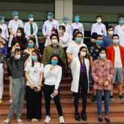 27 bệnh nhân nhiễm Covid-19 xuất viện, trong đó có người nhiễm thứ 17