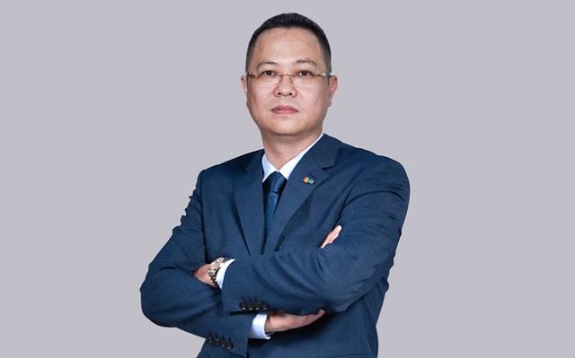 Nguyên Phó Tổng giám đốc MB, ông Lê Hải. Ảnh: MB