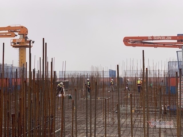 Không tập trung quá 10 công nhân một chỗ trên công trình xây dựng tại Đà Nẵng
