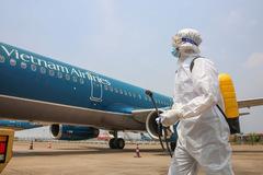 Các hãng hàng không dừng vận chuyển hành khách tới Việt Nam từ 1/4