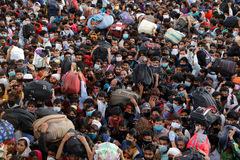 Ấn Độ 'vật lộn' trong cuộc phong tỏa 1,3 tỷ dân