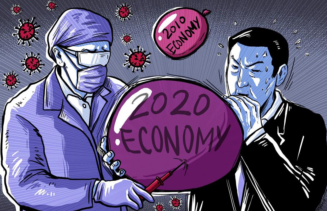 Khủng hoảng kinh tế vì Covid-19: Khi Trung Quốc lại thành 'chim báo bão'