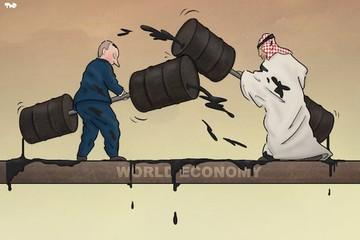 'Lý thuyết trò chơi' trong cuộc chiến dầu mỏ Nga - Ả Rập Xê Út