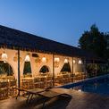 """<p class=""""Normal""""> Vì vậy, các ý tưởng đã gặp nhau để hình thành resort rộng gần 5.000 m2. Khu nghỉ dưỡng nằm ở xã Phước Thuận, huyện Xuyên Mộc, tỉnh Bà Rịa - Vũng Tàu và rất gần khu nghỉ mát Hồ Tràm.</p>"""