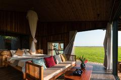 Resort ở Bà Rịa - Vũng Tàu trong không gian xanh mướt của đồng ruộng