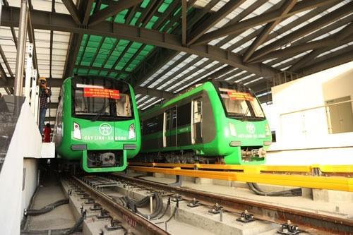 Dự án Đường sắt đô thị Cát Linh - Hà Đông đang thiếu hụt khoảng 100 chuyên gia, lao động chưa thể sang Việt Nam làm việc.