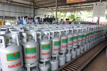 Giá gas giảm 70.000 đồng/bình