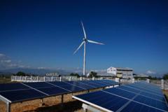 Điện gió, điện mặt trời phải thẩm định cấp giấy phép hoạt động điện lực từ 17/4