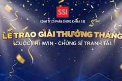 Trao giải chứng sĩ xuất sắc tháng 2/2020 của cuộc thi 'iWin - Chứng sĩ tranh tài'