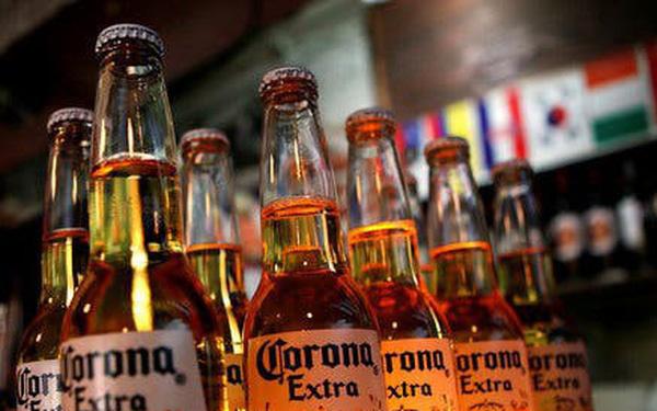 Tạm dừng sản xuất bia Corona do dịch Covid-19