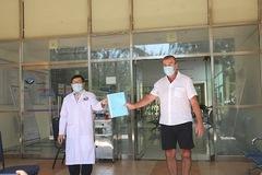 Ngày 5/4: Thêm một người nhiễm Covid-19, bệnh nhân 57 xuất viện