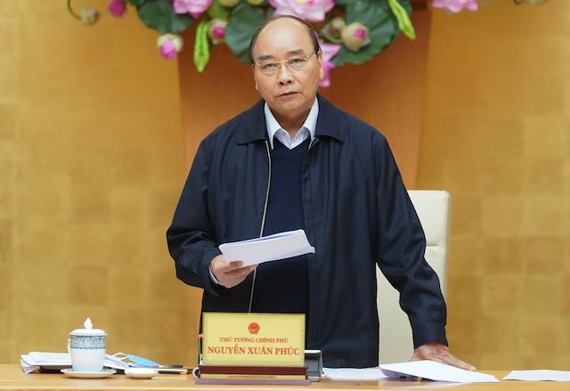 Thủ tướng Nguyễn Xuân Phúc yêu cầu việc chi trả hỗ trợ phải thuận lợi cho người lao động, người gặp khó khăn.